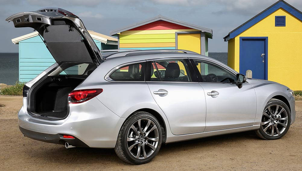 Why A Wagon Is Worth Considering Over An SUV