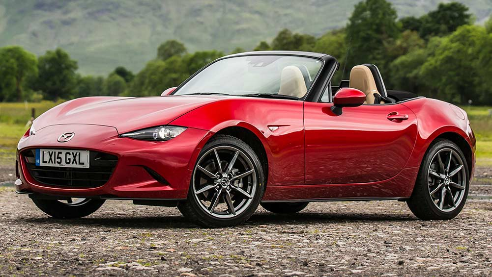 Mazda Mx 5 1 5 And 2 0 Litre 2015 Review Carsguide