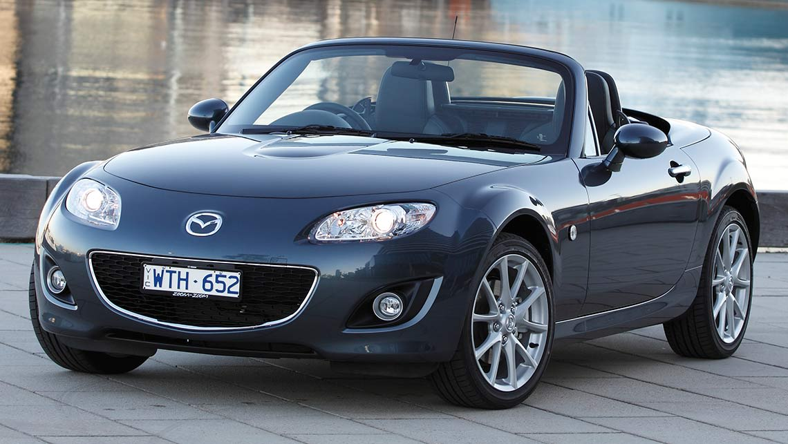 used mazda mx 5 review 2009 2010 carsguide. Black Bedroom Furniture Sets. Home Design Ideas