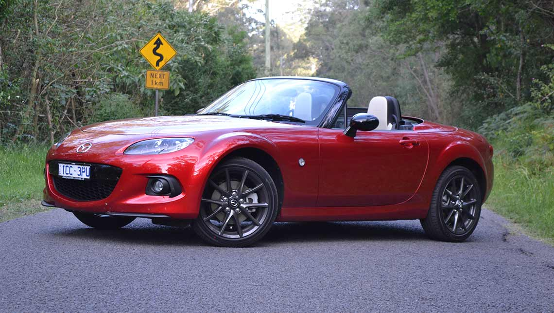 Beautiful Mazda MX 5 2014 Review