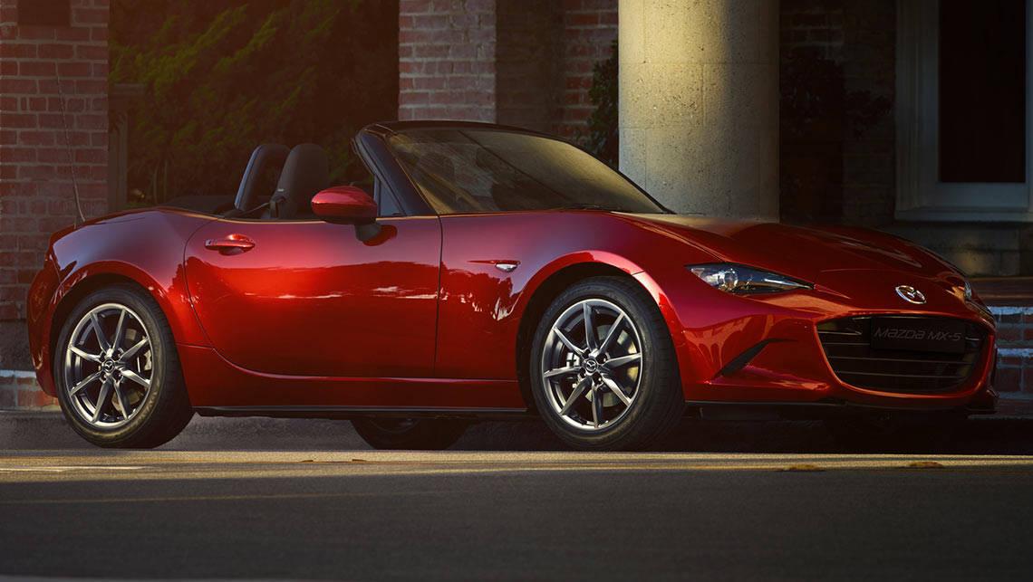 Mazda mx5 cost