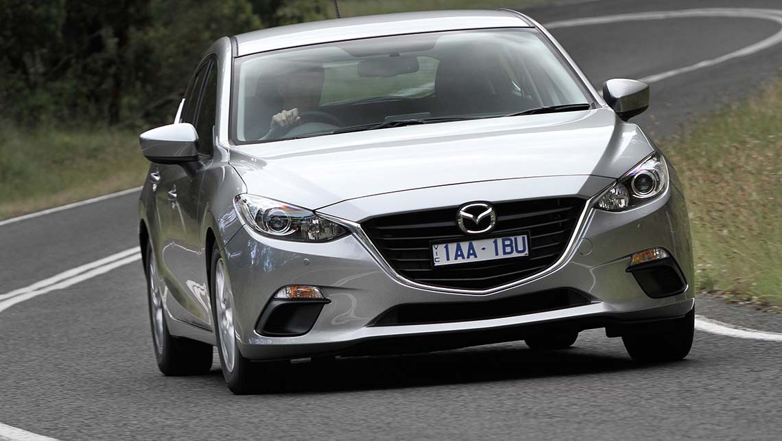 Mazda 3 Neo 2014 Review