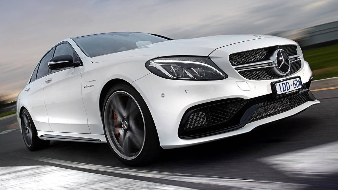 Mercedes benz c63 amg s 2015 review carsguide for Mercedes benz sports cars