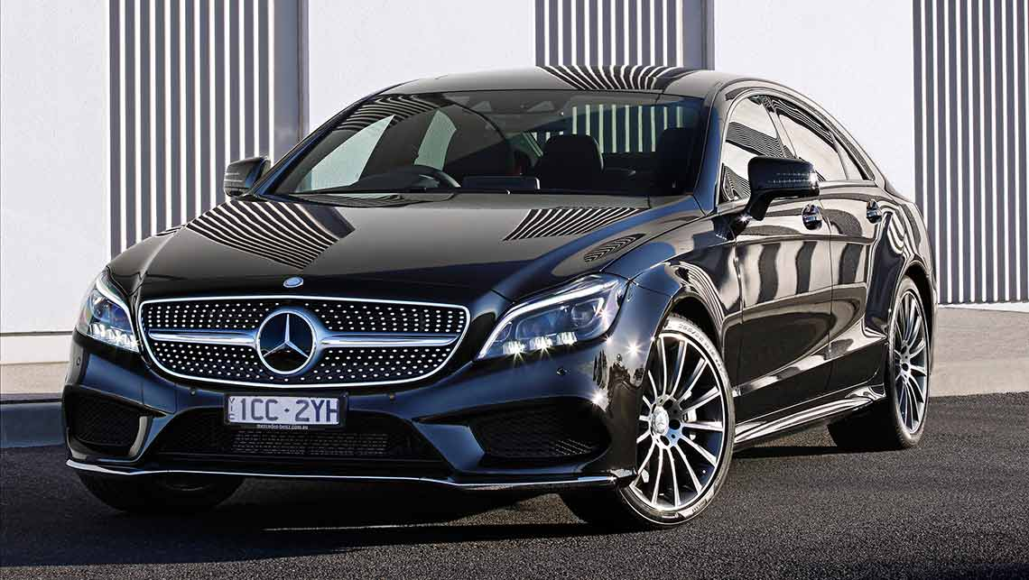 Mercedes benz cls class cls500 2015 review carsguide for Mercedes benz hybrid cars