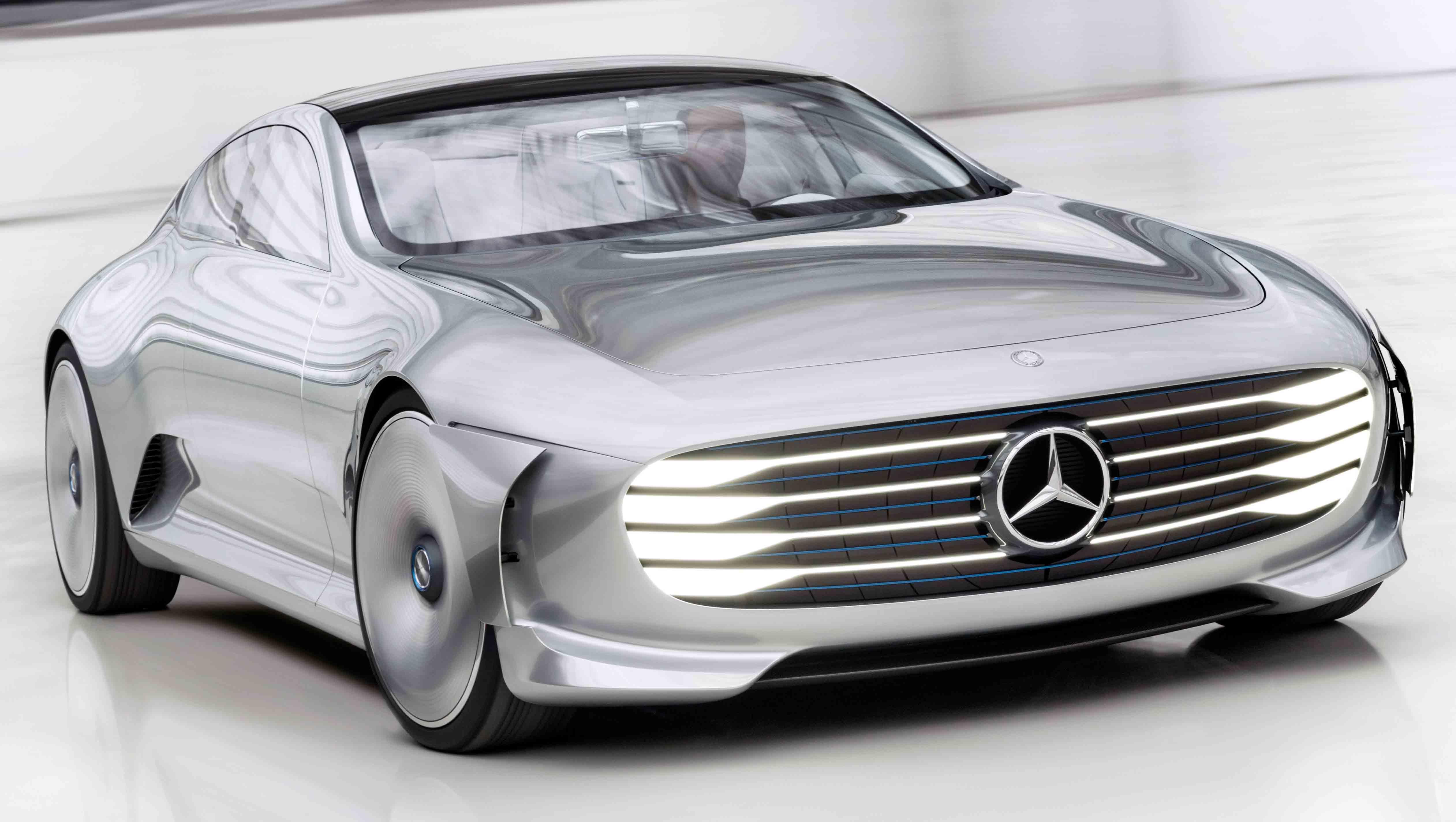 Mercedes-Benz Concept IAA previews the car of 2030 - Car ...