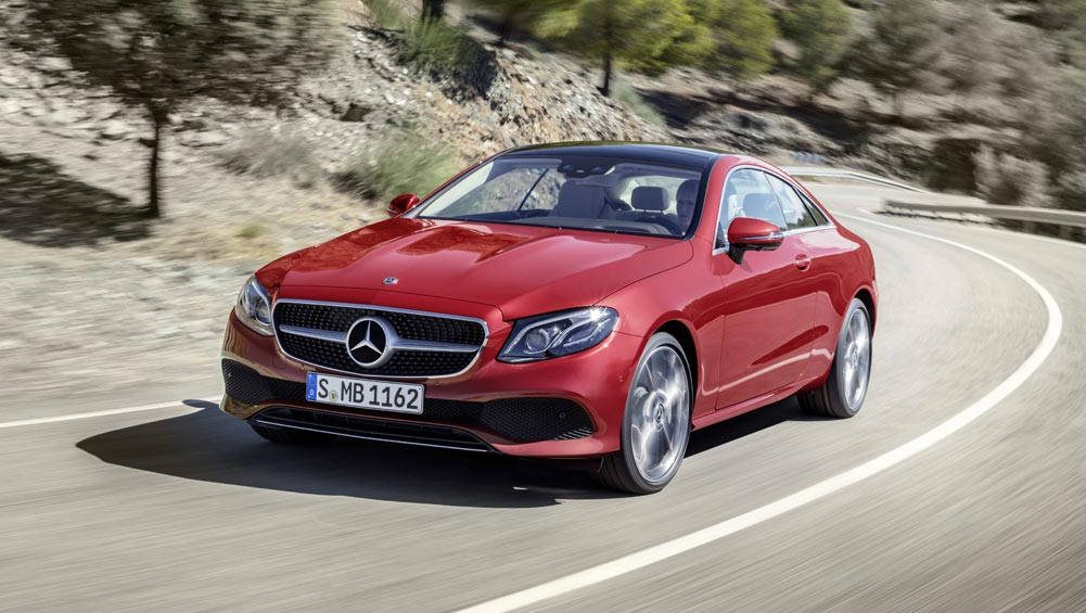 Mercedes-Benz E-Class Coupe 2017 | New Car Sales Price
