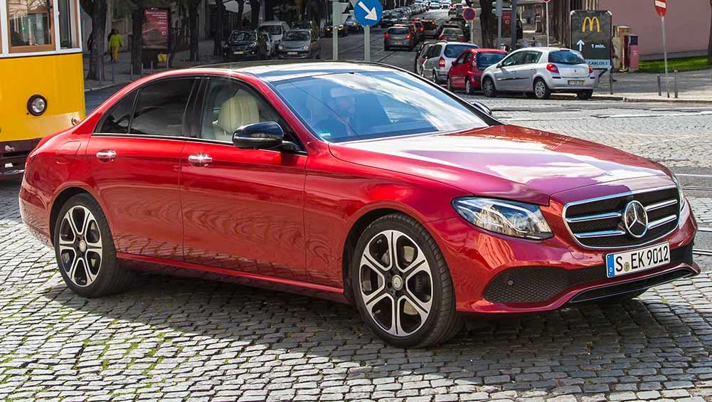 W213 mercedes benz e class arrives in australia car news for International mercedes benz