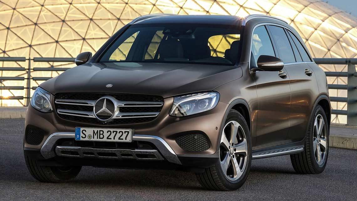2016 Mercedes Benz Glc Revealed Car News Carsguide