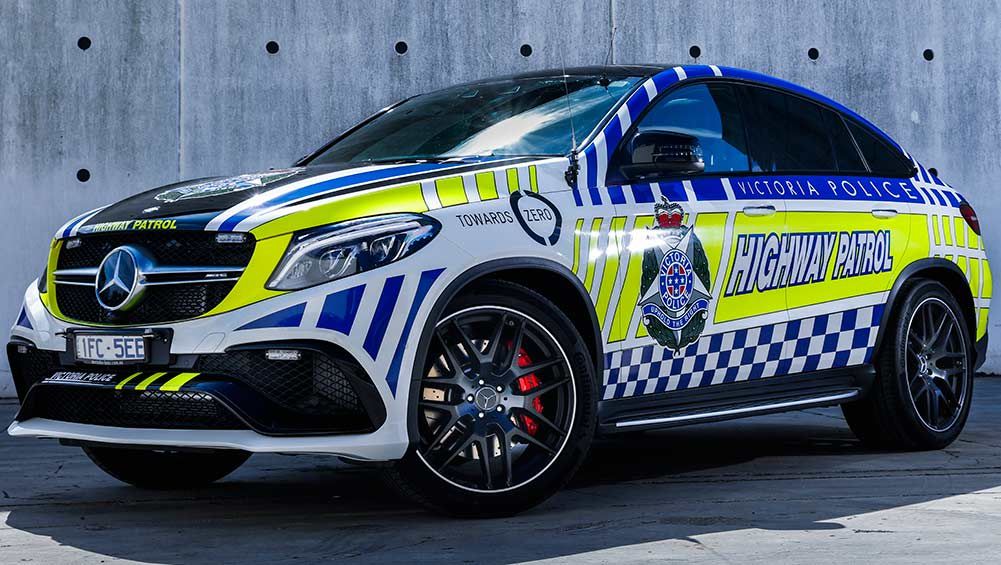 Nice Australiau0027s Fastest Police Car Revealed | Mercedes GLE63 AMG Coupe   Car  News | CarsGuide