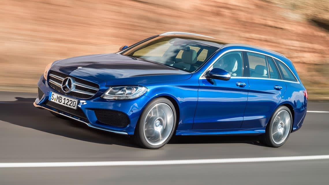 Mercedes benz c class 2015 review carsguide for Mercedes benz c class wagon for sale