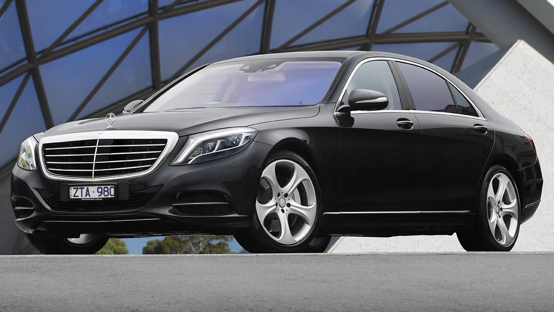 Good Mercedes Benz S Class S500 2014 Review