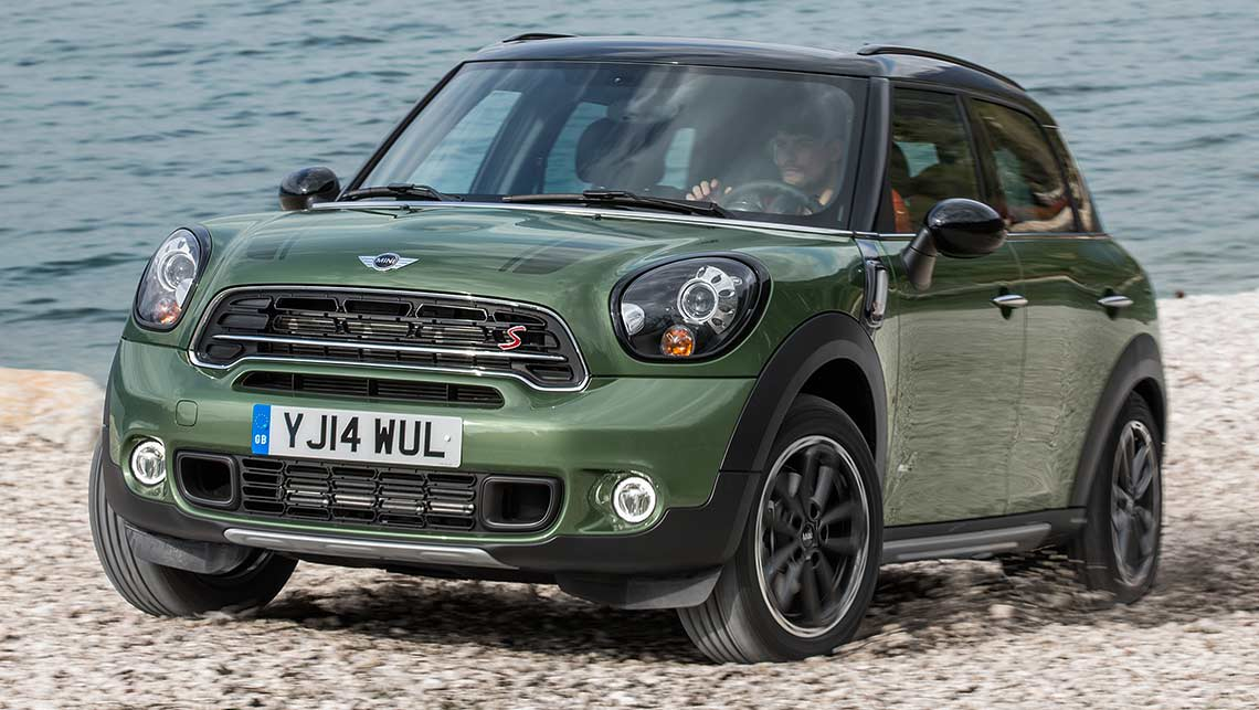 Mini Cooper S Countryman 2014 Review Carsguide