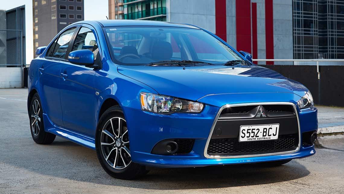 Mitsubishi lancer es sport 2016 review