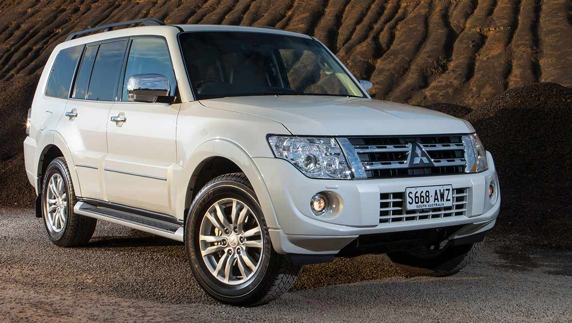 2015 mitsubishi pajero exceed review road test