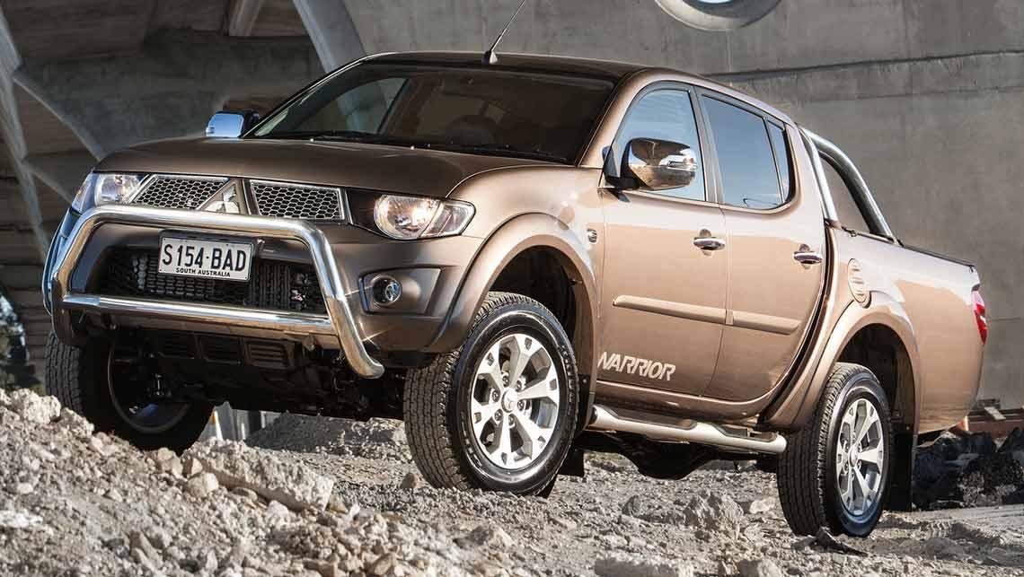 Mitsubishi Triton Warrior 2014 Review   CarsGuide