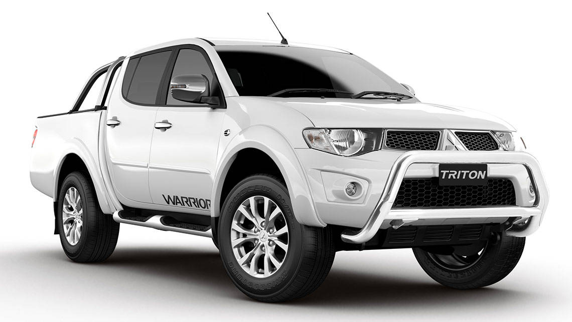 2015 mitsubishi triton glx r warrior new car sales price car news carsguide. Black Bedroom Furniture Sets. Home Design Ideas