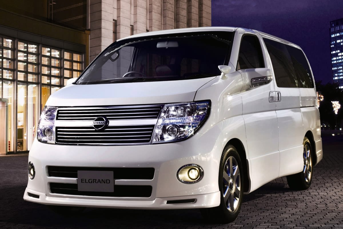 Used Nissan Elgrand Review: 1997-2014