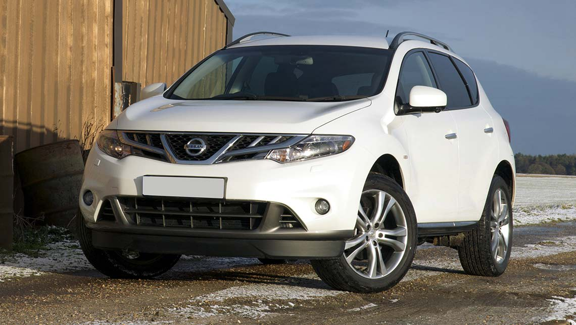 Superb Nissan Murano Ti 2014 Review