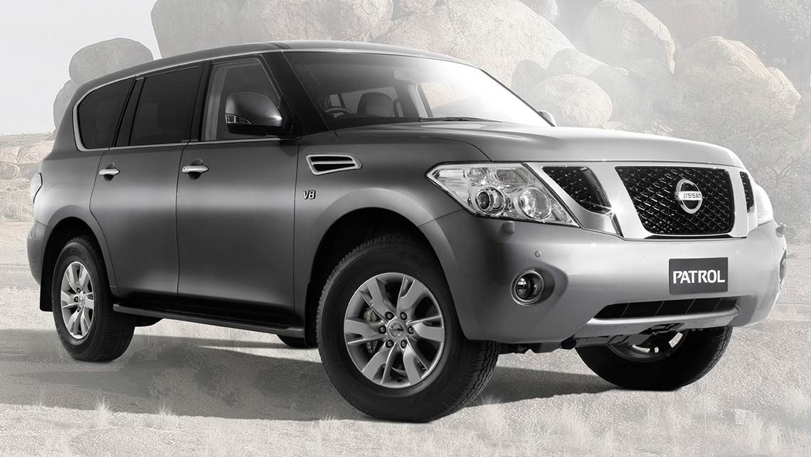 2015 Y62 Nissan Patrol V8 New Car Sales Price Car News Carsguide