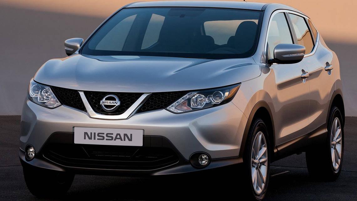 2015 Nissan Qashqai Suv Q For A Familiar Nissan Car