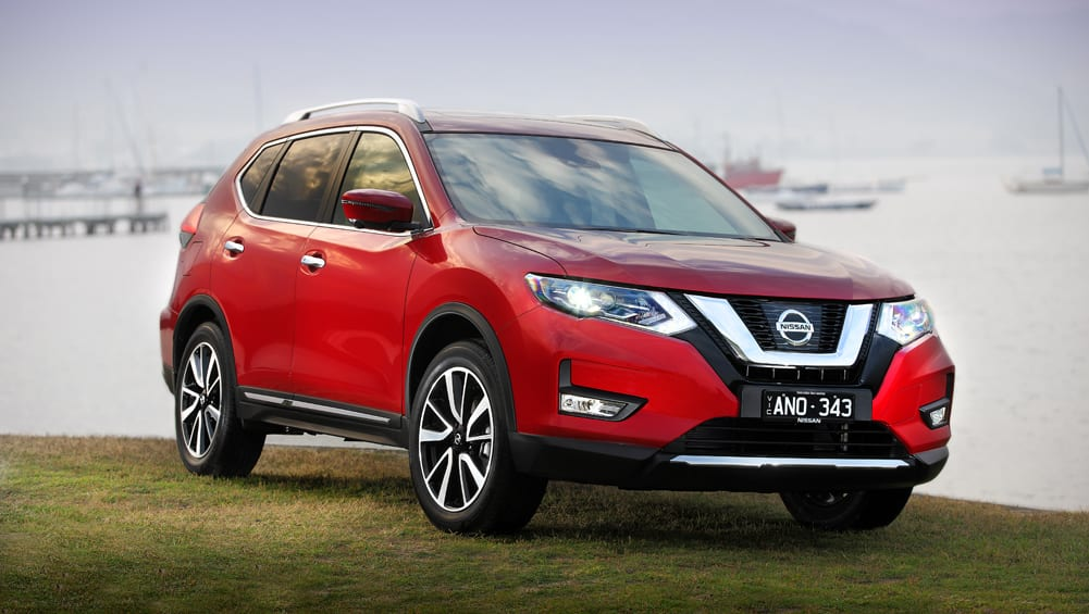 nissan x trail 2017 price and spec announced car news carsguide. Black Bedroom Furniture Sets. Home Design Ideas