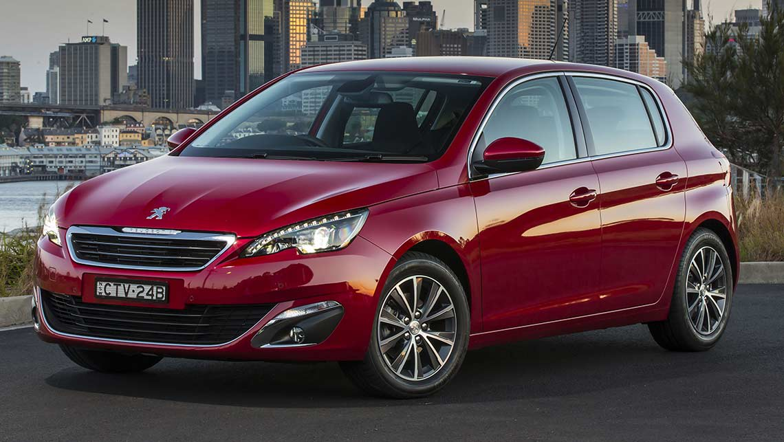 Peugeot 308 petrol and diesel 2014 review | CarsGuide