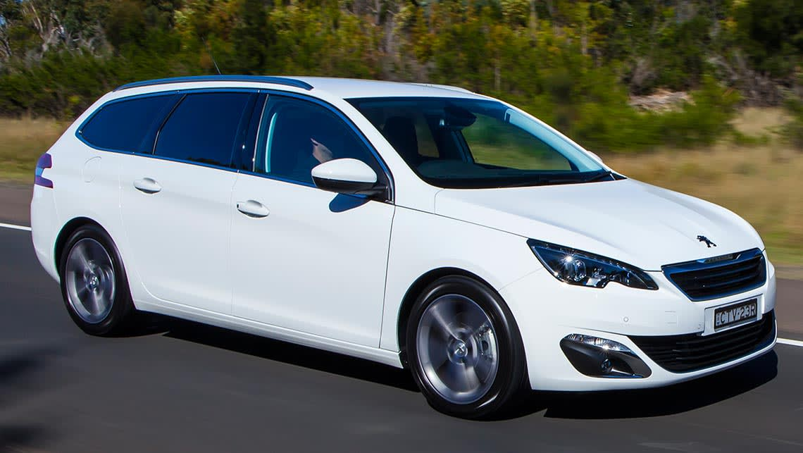 peugeot 308 touring wagon 2015 review carsguide. Black Bedroom Furniture Sets. Home Design Ideas
