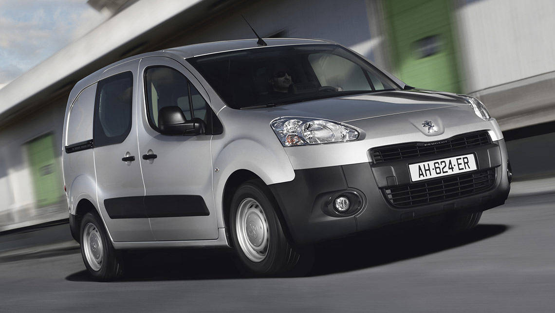 peugeot partner 2013 review | carsguide
