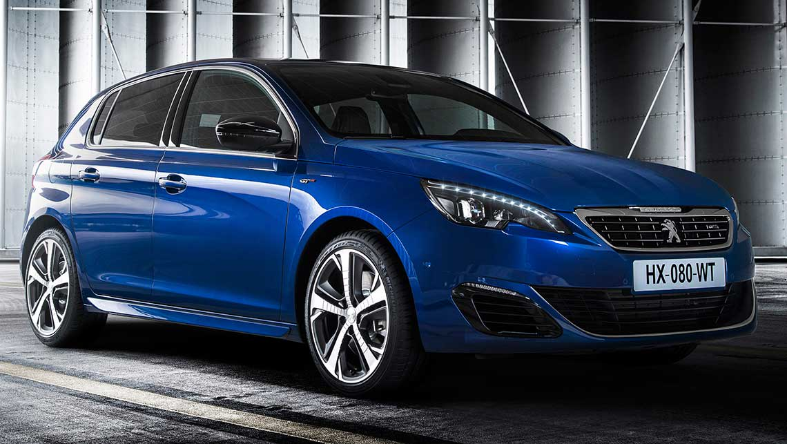 2015 Peugeot 308 and 508 GT models on the way - Car News | CarsGuide