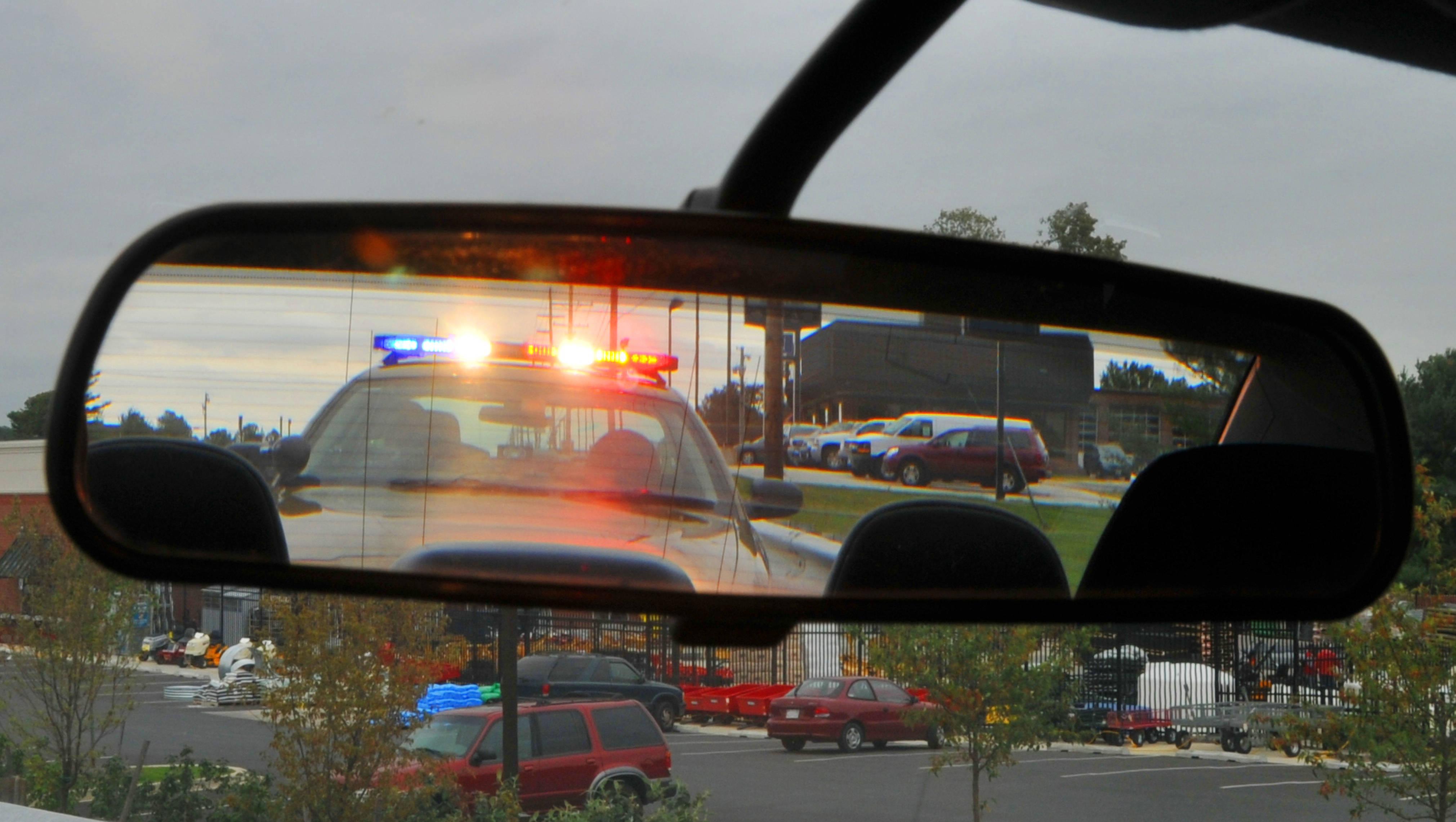 What should I do when I hear a siren while driving Car Advice