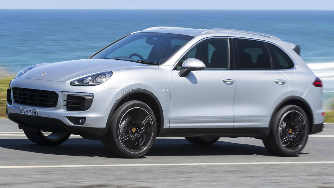 2016 porsche cayenne s diesel review road test carsguide. Black Bedroom Furniture Sets. Home Design Ideas