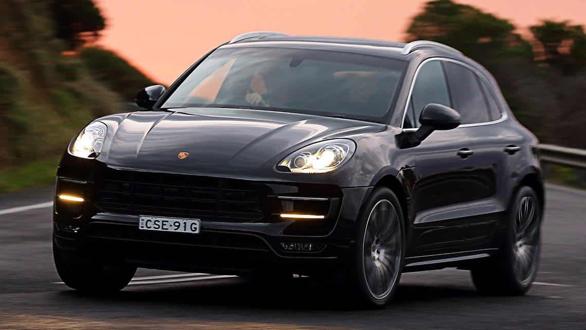 Porsche macan reviews