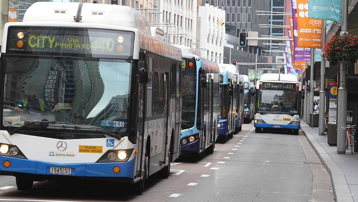 Public transport can save motorists $10k a year - Car News ...
