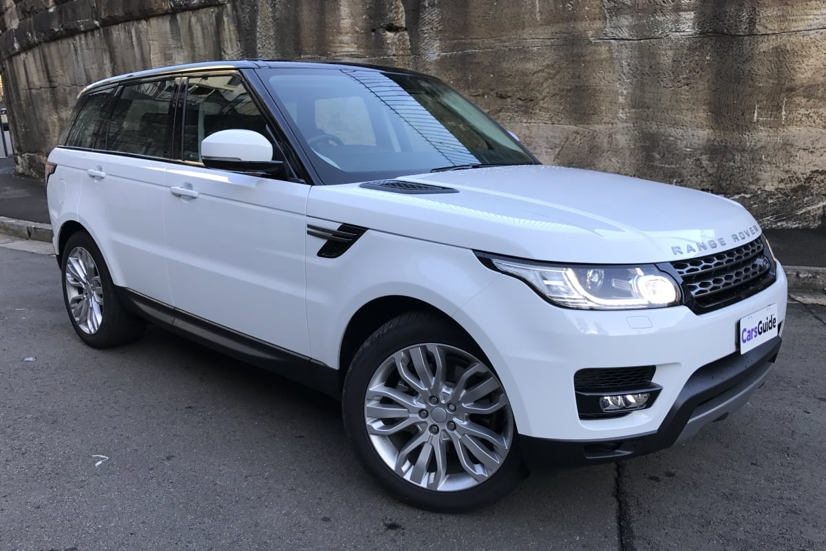 16717b0fed6 Range Rover Sport SD4 S 2017 review