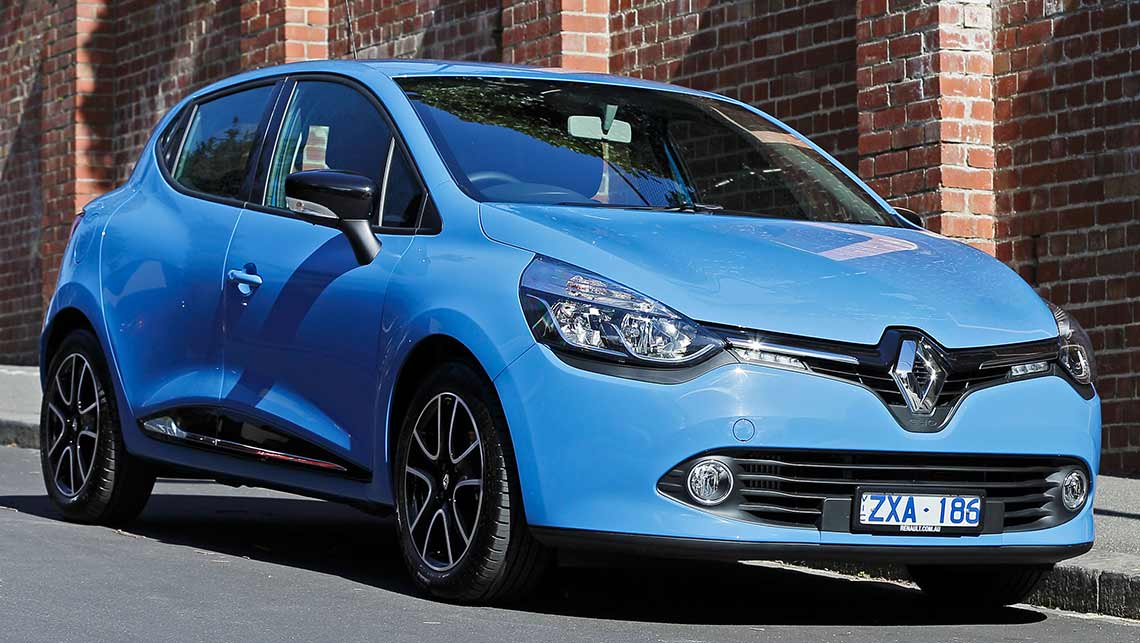 Renault clio authentique 2015 review