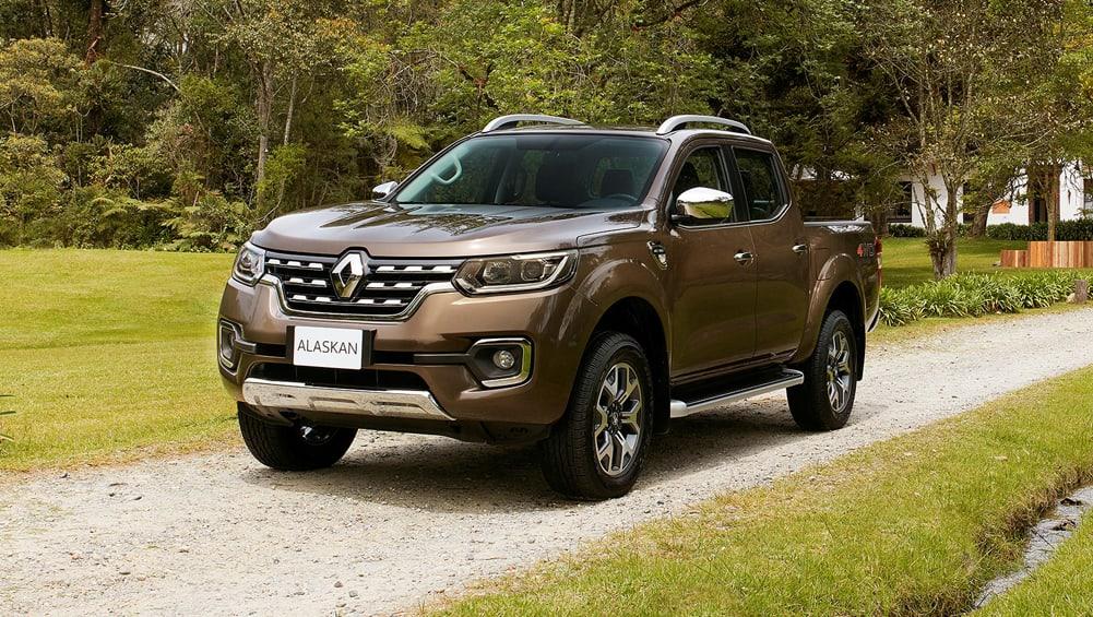 Renault Alaskan Ute Still Awaiting Australian Confirmation