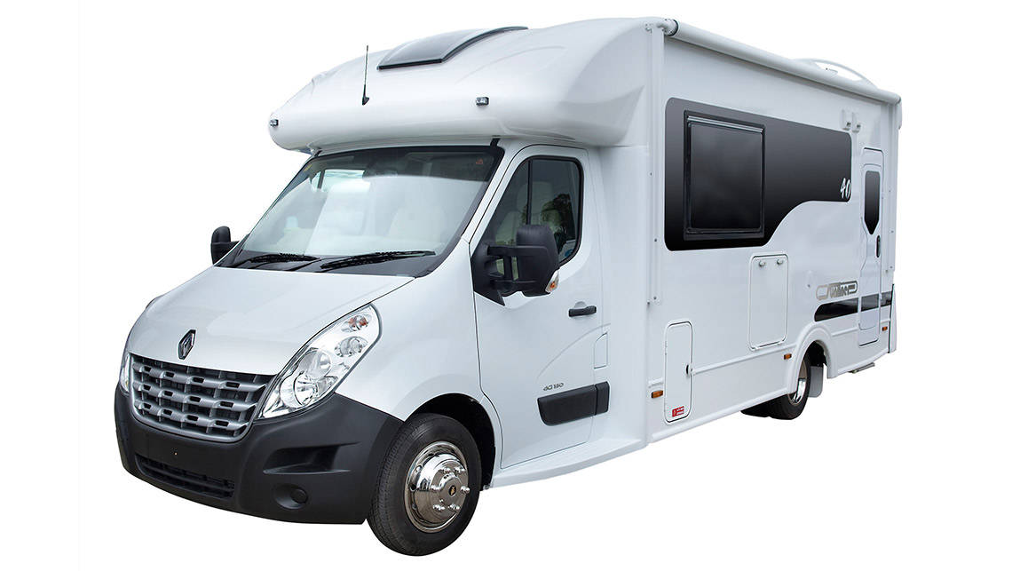 Renault motorhomes for sale australia