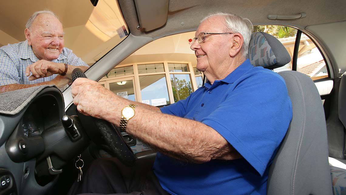buying a car for your retirement