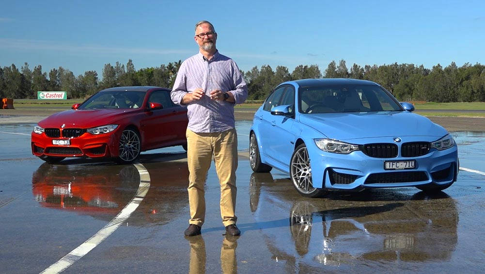 Bmw M3 And M4 Competition 2016 Review Carsguide