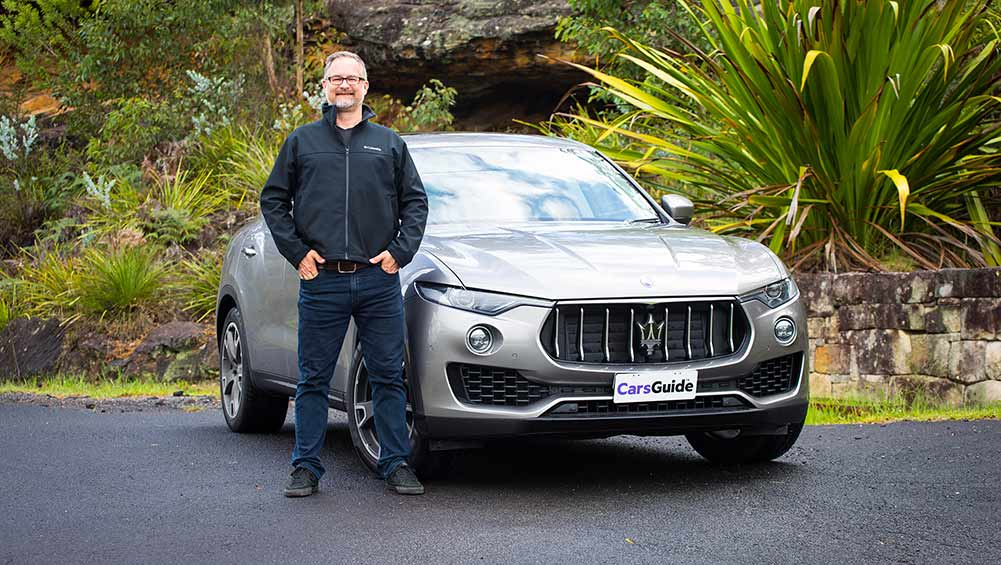 Expert Rating Reviews >> Maserati Levante 2017 review | CarsGuide