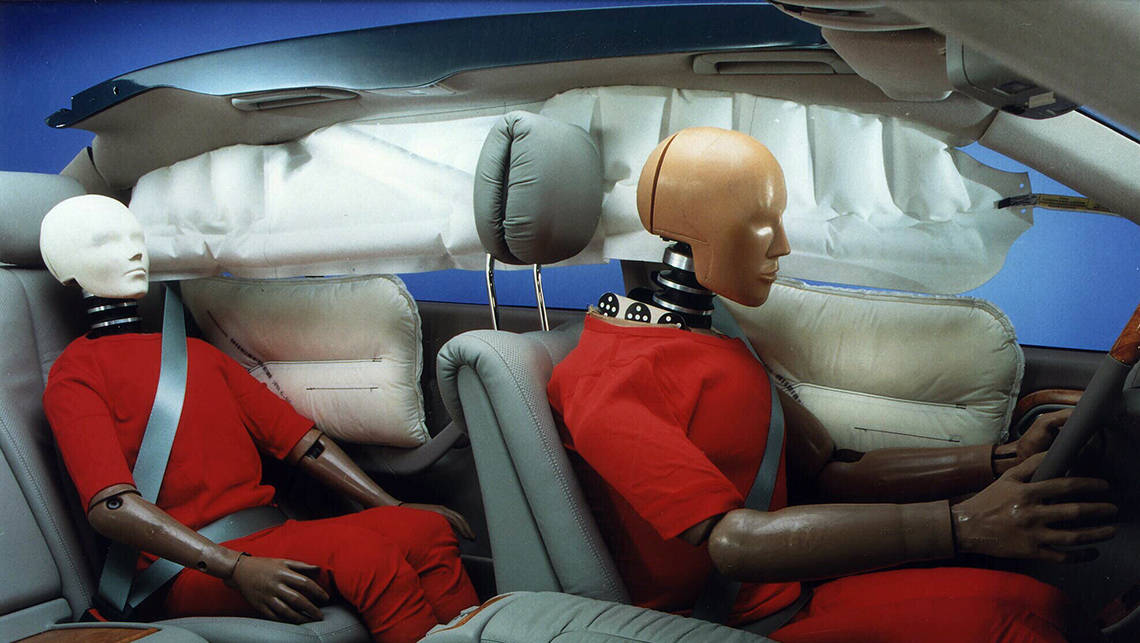 The Car Seat Covers That Could Cost A Life Performer Prevent Side Airbags