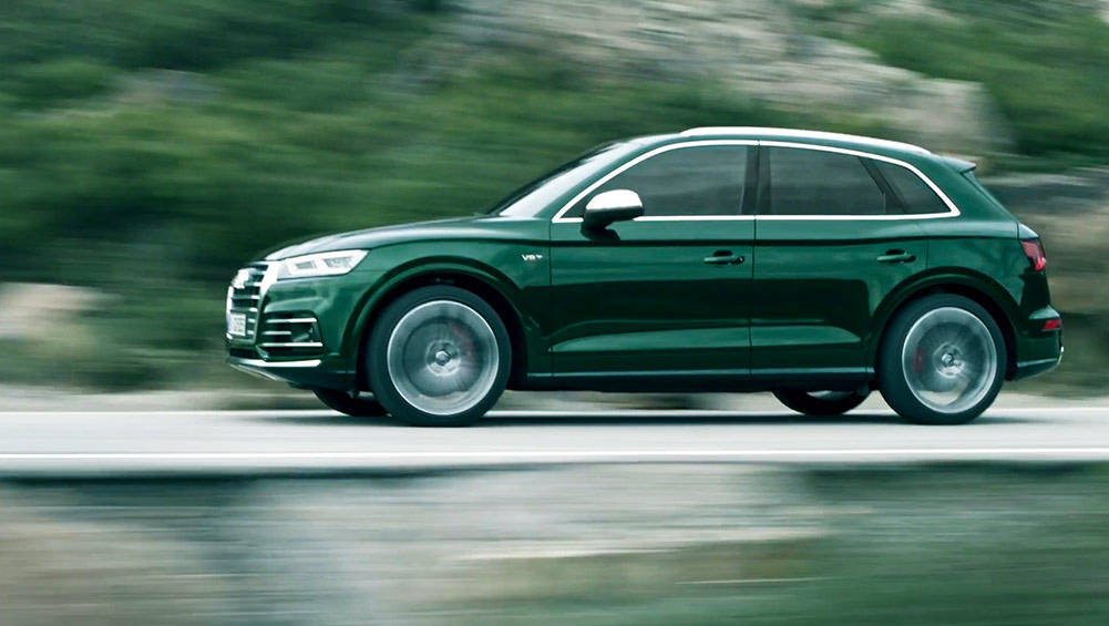2017 Audi SQ5 Revealed With Petrol Power In Detroit | Video
