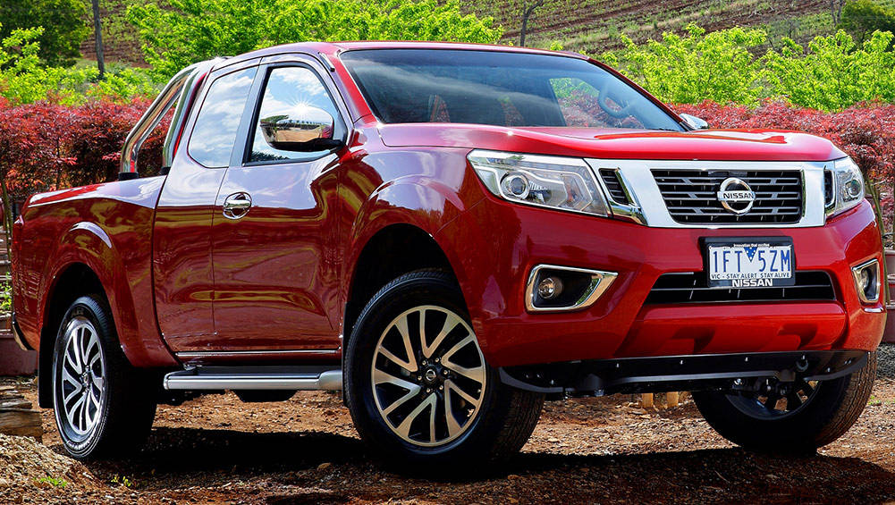 nissan navara np300 king cab pickup 2015 review carsguide. Black Bedroom Furniture Sets. Home Design Ideas