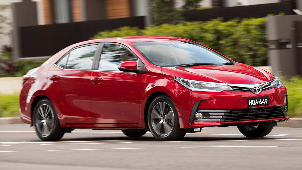 2017 Toyota Corolla Sedan | New Car Sales Price Video