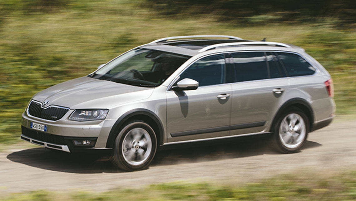 2015 skoda octavia scout review carsguide. Black Bedroom Furniture Sets. Home Design Ideas