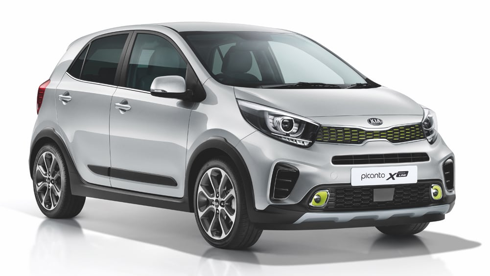 Kia Picanto X-Line 2019 pricing and spec confirmed - Car ...