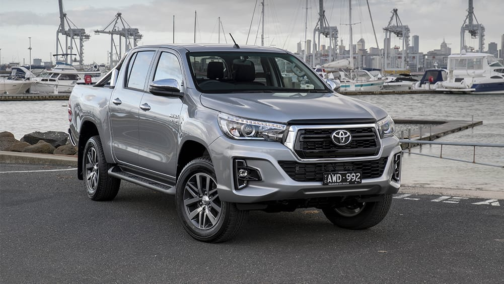 Toyota HiLux 2018 facelift revealed - Car News   CarsGuide