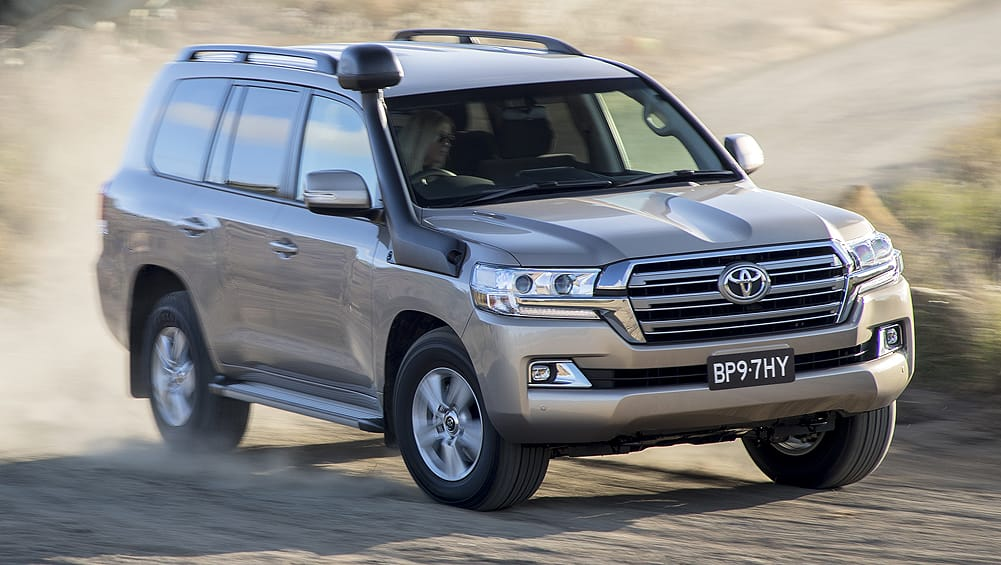 Toyota LandCruiser 200 Series 2019 pricing and spec ...