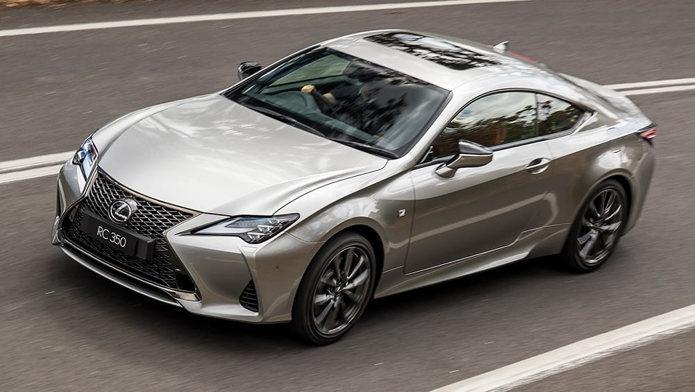 Lexus Sport Coupe >> Lexus RC coupe 2019 pricing and spec confirmed - Car News