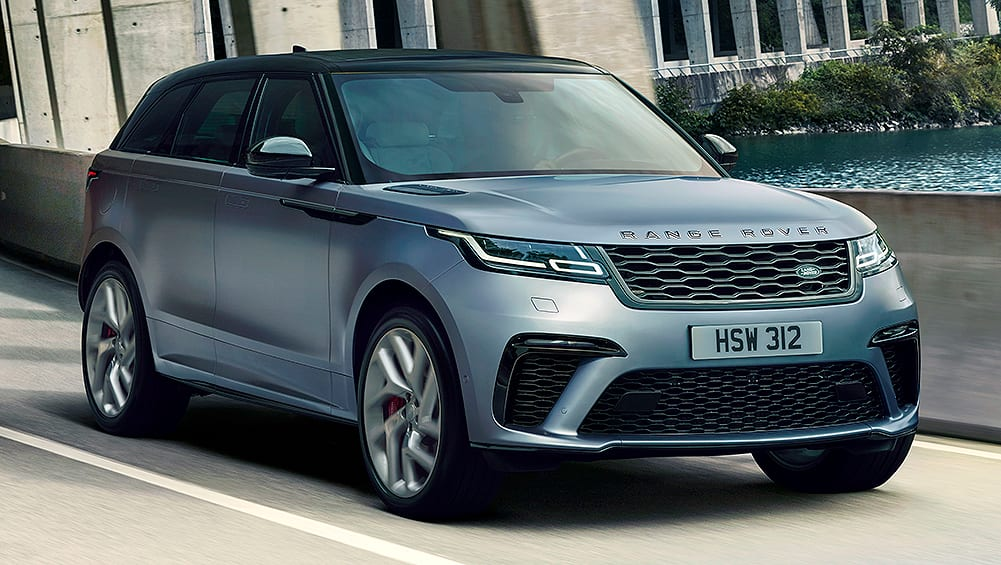 Range Rover Velar SVAutobiography Dynamic Edition 2019 pricing and specs confirmed